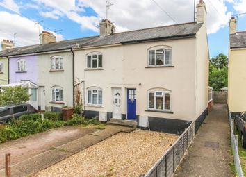 Thumbnail 3 bedroom end terrace house for sale in King George Avenue, Exning, Newmarket