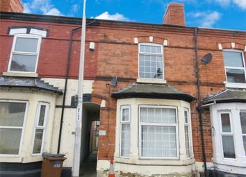 Thumbnail 3 bedroom terraced house for sale in Foxhall Road, Nottingham