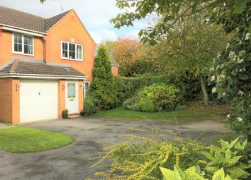 Thumbnail 3 bedroom detached house for sale in Daniel Close, Swindon