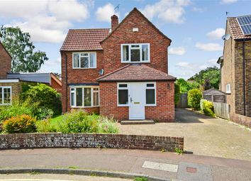 Thumbnail 4 bed detached house for sale in Cedar Drive, Chichester, West Sussex