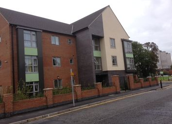 Thumbnail 2 bed flat to rent in West Street, Scunthorpe