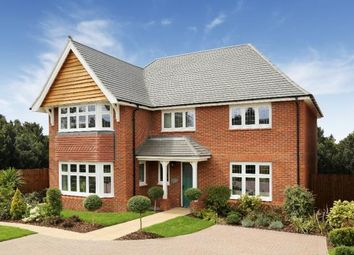 Thumbnail 4 bed detached house for sale in Lime Tree Meadows, Ellesmere Road, Shrewsbury, Shropshire