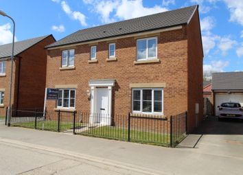 Thumbnail 4 bed detached house for sale in Carina Crescent, Stockton-On-Tees