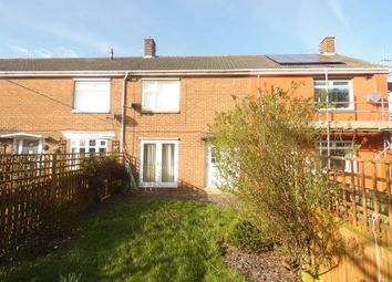 Thumbnail 2 bed terraced house for sale in Hesleyside, Ashington