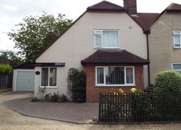 Thumbnail 3 bed semi-detached house for sale in Midhurst, West Sussex, UK