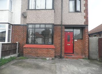 Thumbnail 3 bed semi-detached house to rent in Glan Aber Trading Estate, Vale Road, Rhyl