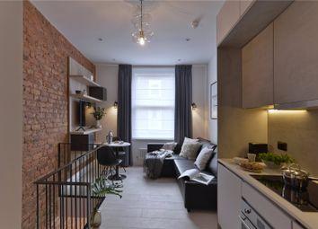 Thumbnail Studio to rent in Linden Gardens, London W24Hj
