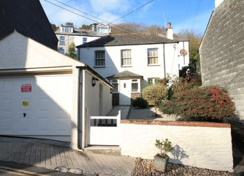 Thumbnail 2 bed detached house for sale in West Looe Hill, Looe