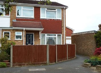 Thumbnail 3 bed end terrace house for sale in Rother Road, Farnborough, Hampshire