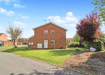 Thumbnail 1 bed maisonette for sale in Curborough Drive, Alvaston, Derby