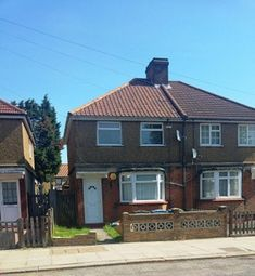 Thumbnail 3 bed semi-detached house to rent in Green Street, Enfield