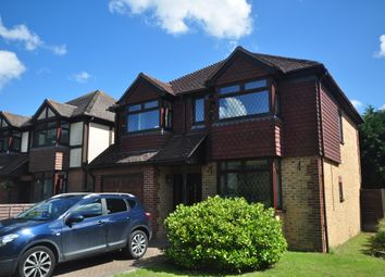 Thumbnail 4 bedroom detached house to rent in Jasmine Court, London Road, West Kingsdown, Sevenoaks