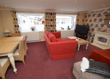 Thumbnail 2 bed mobile/park home for sale in Wilderness, Wootton Hall, Wootton Wawen