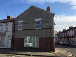 Thumbnail 1 bed flat to rent in Liston Street, Liverpool