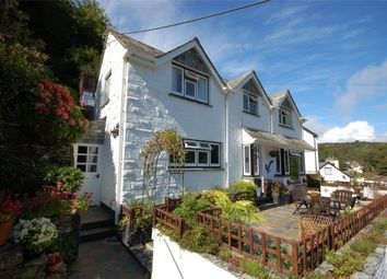 Thumbnail 4 bed detached house for sale in Landaviddy Lane, Polperro, Looe, Cornwall