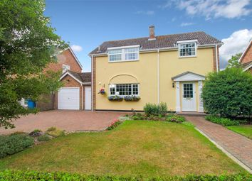 Thumbnail 4 bed detached house for sale in School Lane, Stratford St Mary, Colchester