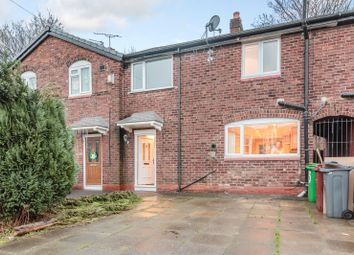 Thumbnail 3 bed terraced house for sale in Fernside Avenue, Withington, Manchester