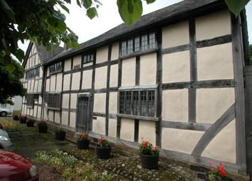 Thumbnail 3 bed cottage for sale in Village Square, Willaston, Neston, Cheshire
