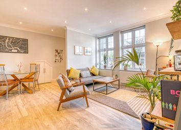 Thumbnail 3 bed flat for sale in Ashbourne Avenue, Temple Fortune, London
