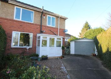 Thumbnail 3 bed semi-detached house for sale in Scott Hall Crescent, Chapel Allerton, Leeds