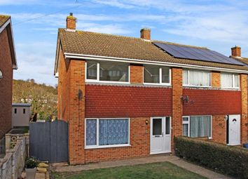Thumbnail 3 bed semi-detached house for sale in Eaves Road, Dover
