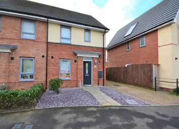 Thumbnail 3 bed semi-detached house to rent in Piper Court, Kenton, Newcastle Upon Tyne