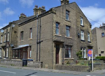 Thumbnail 4 bed end terrace house for sale in Stradmore Road, Denholme, Bradford