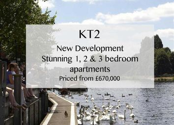 2 bed flat for sale in Brough Close, Richmond Road, Kingston Upon Thames KT2