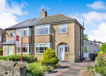 Thumbnail 3 bed semi-detached house for sale in Red Lees Road, Cliviger, Burnley, Lancashire