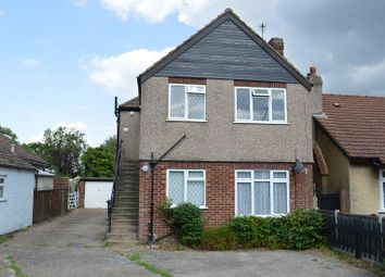 Thumbnail 2 bed maisonette to rent in Chessington Road, West Ewell, Surrey.