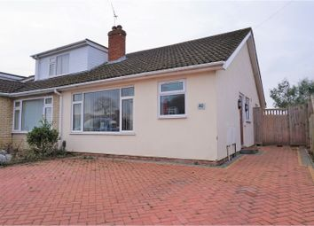 Thumbnail 3 bed semi-detached bungalow for sale in Farm Road, Abingdon