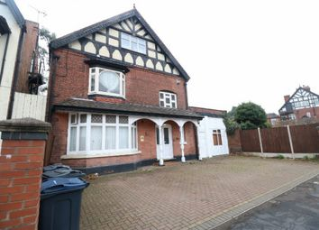 Thumbnail 7 bed detached house for sale in City Road, Edgbaston, West Midlands