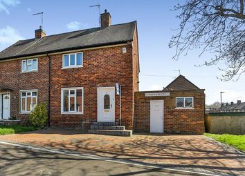 Thumbnail 2 bed semi-detached house to rent in Lupton Crescent, Sheffield