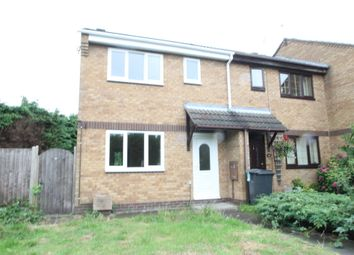 Thumbnail 3 bed end terrace house to rent in Cornish Close, Nuneaton