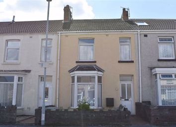 Thumbnail 3 bed terraced house for sale in Zouch Street, Manselton, Swansea