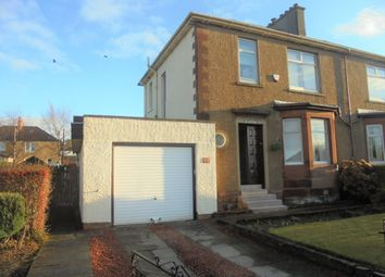 Thumbnail 3 bed semi-detached house for sale in Mossneuk Park, Wishaw
