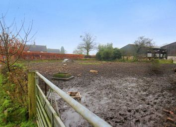Thumbnail Land for sale in Longford, Market Drayton
