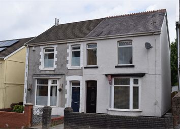 Thumbnail 3 bedroom semi-detached house to rent in Tycoch Road, Sketty, Swansea