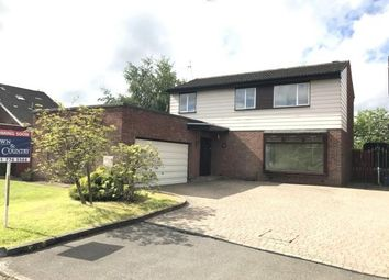 Thumbnail 4 bed property for sale in Heather Drive, Lenzie, Glasgow