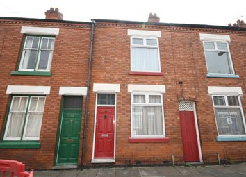 Thumbnail 2 bedroom terraced house for sale in Nutfield Road, Leicester