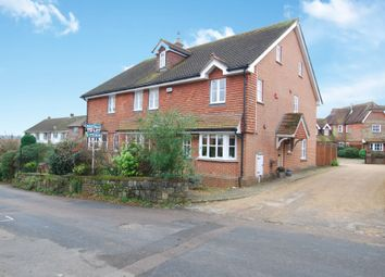 Thumbnail 3 bed terraced house to rent in The Street, Plaxtol, Sevenoaks