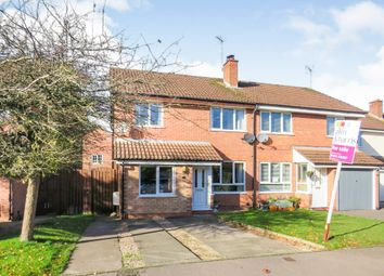 Thumbnail 3 bed semi-detached house for sale in Farm Lees, Charfield, Wotton-Under-Edge
