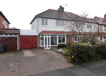 Thumbnail 3 bed semi-detached house for sale in Silver Street, Wythall, Birmingham