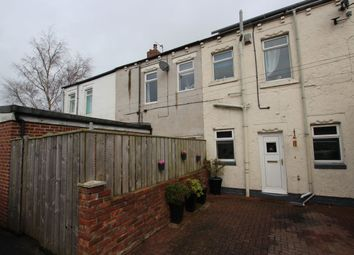 Thumbnail 3 bed terraced house for sale in Robinson Terrace, Hobson, Newcastle Upon Tyne