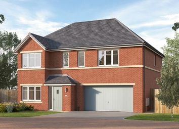 "Thumbnail 5 bed detached house for sale in ""The Cotham"" at Manston Lane, Crossgates"