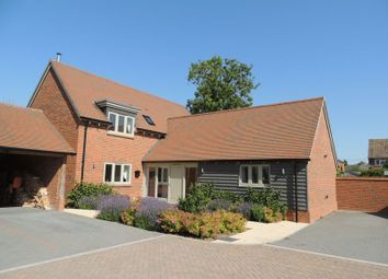 Thumbnail 5 bed detached house for sale in Walnut Court, West Hanney, Wantage