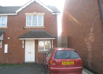 Thumbnail 2 bed terraced house to rent in Harvills Hawthorn, West Bromwich
