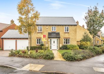Wellington Way, Southmoor, Abingdon OX13. 3 bed detached house for sale