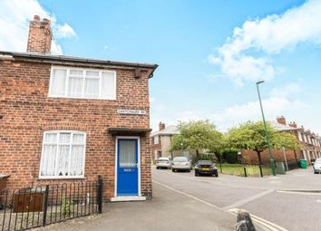 Thumbnail 1 bed end terrace house for sale in Canterbury Road, Nottingham, Nottinghamshire