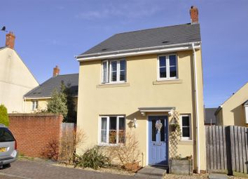 Thumbnail 3 bed link-detached house for sale in Edwards Court, Exeter
